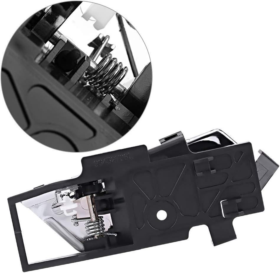 Rockyin Auto-Innent/ürinnengriff for Chevrolet Aveo Aveo5 96.462.709 96.462.710 Linke Seite