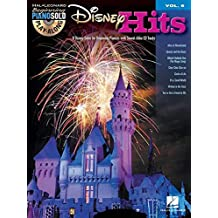 Disney Hits: Beginning Piano Solo Play-Along Volume 6