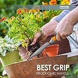 GardenHOME-Ergonomic-Garden-Tools-4-Piece-Tool-Set