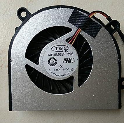 iiFix Brand New CPU Fan for MSI CR61 MS16GB Ventilateur 6010M05F