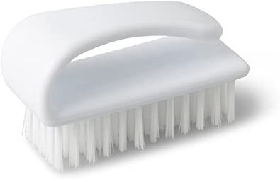 Shoeboys Polish Application Brush//Premium Horsehair//Made in Germany//Gray
