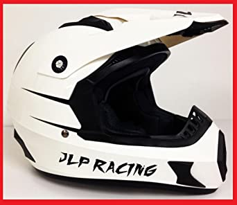 Casco + gafas para motocross, quad, VTT, BMX, MTV, JLP racing
