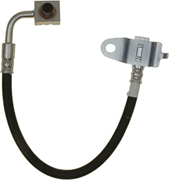 ACDelco 18J1399 Professional Rear Passenger Side Hydraulic Brake Hose Assembly