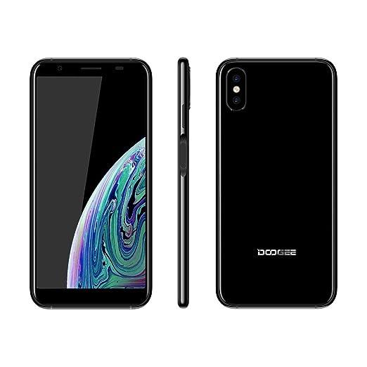 Doogee X55 2019 Smartphone Ohne Vertrag Handy Dual Amazonde