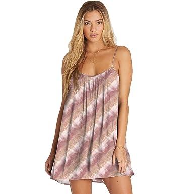 021f2a09b3 Billabong Women's Beach Cruise Cover Up, Medium, Sunburnt at Amazon Women's  Clothing store:
