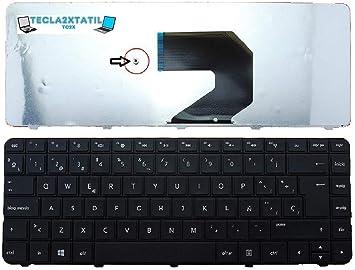 Teclado para PORTATIL HP 650 C7A08LT EN ESPAÑOL Nuevo Negro