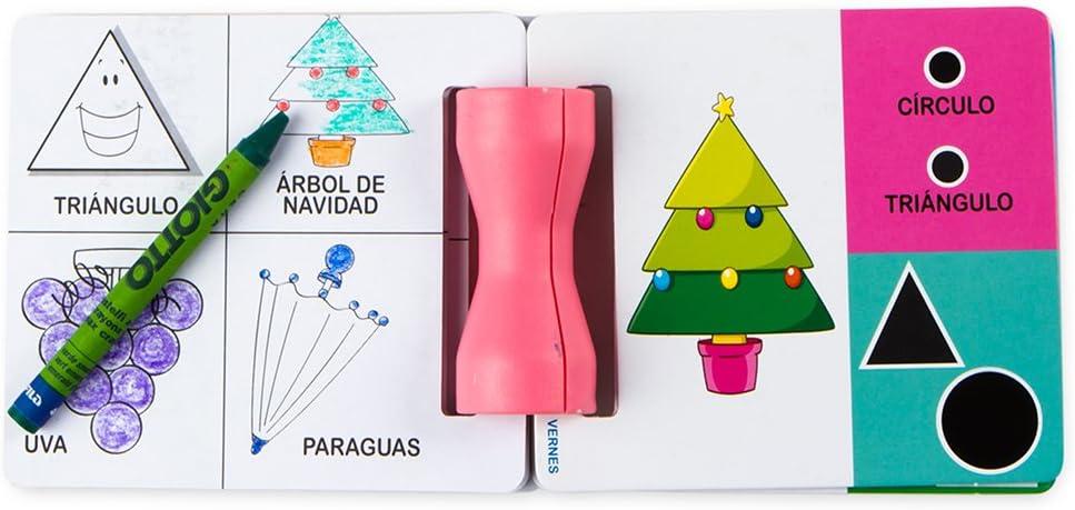 ColorBaby - 1 Libro al día, Juego de Actividades (40644): Amazon ...