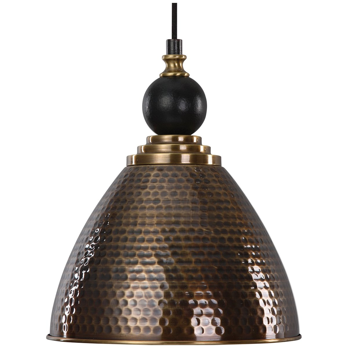 Amazon uttermost 22052 adastra 1 light antique brass pendant amazon uttermost 22052 adastra 1 light antique brass pendant home kitchen mozeypictures Image collections