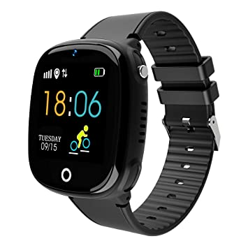 ZMCY HW11 Smartwatch, Niños Familia Bluetooth Podómetro ...