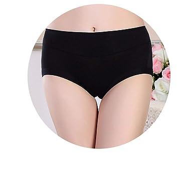 dc71cc5618f Underwear Women Panties Cotton Sexy Panties Women Solid Briefs Lingerie  Plus Size Calcinhas Culotte Femme Black