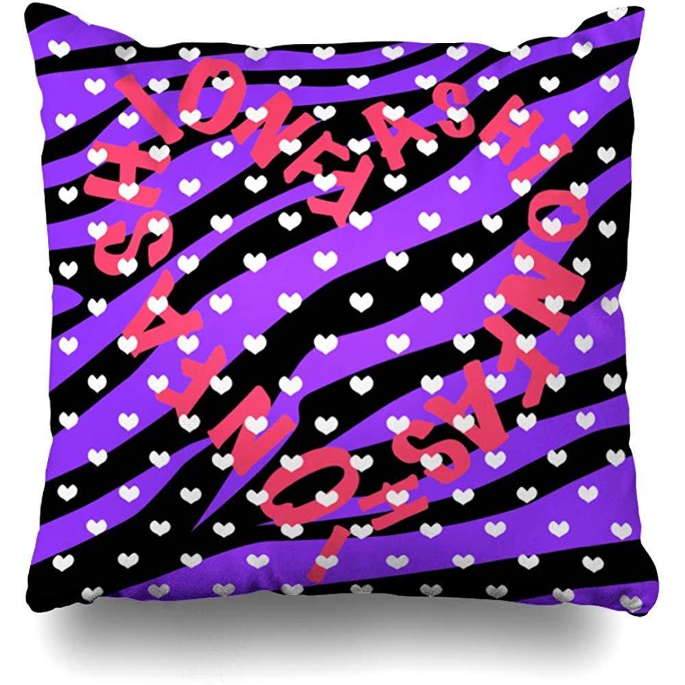 NEWcolor ソファ ホームデコ 枕 コットン 枕 スロー 枕カバー 装飾 18×18インチ  Pic17 B07S4HYZ81