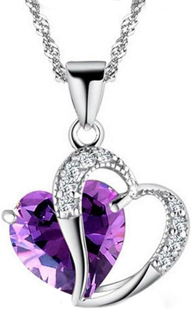 diamantes de imitacion Colgante Mariposa Elegante collar Larga cadena