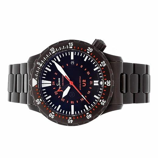 Sinn Mission 1020.020 - Reloj automático con temporizador, automático, automático, para hombre (