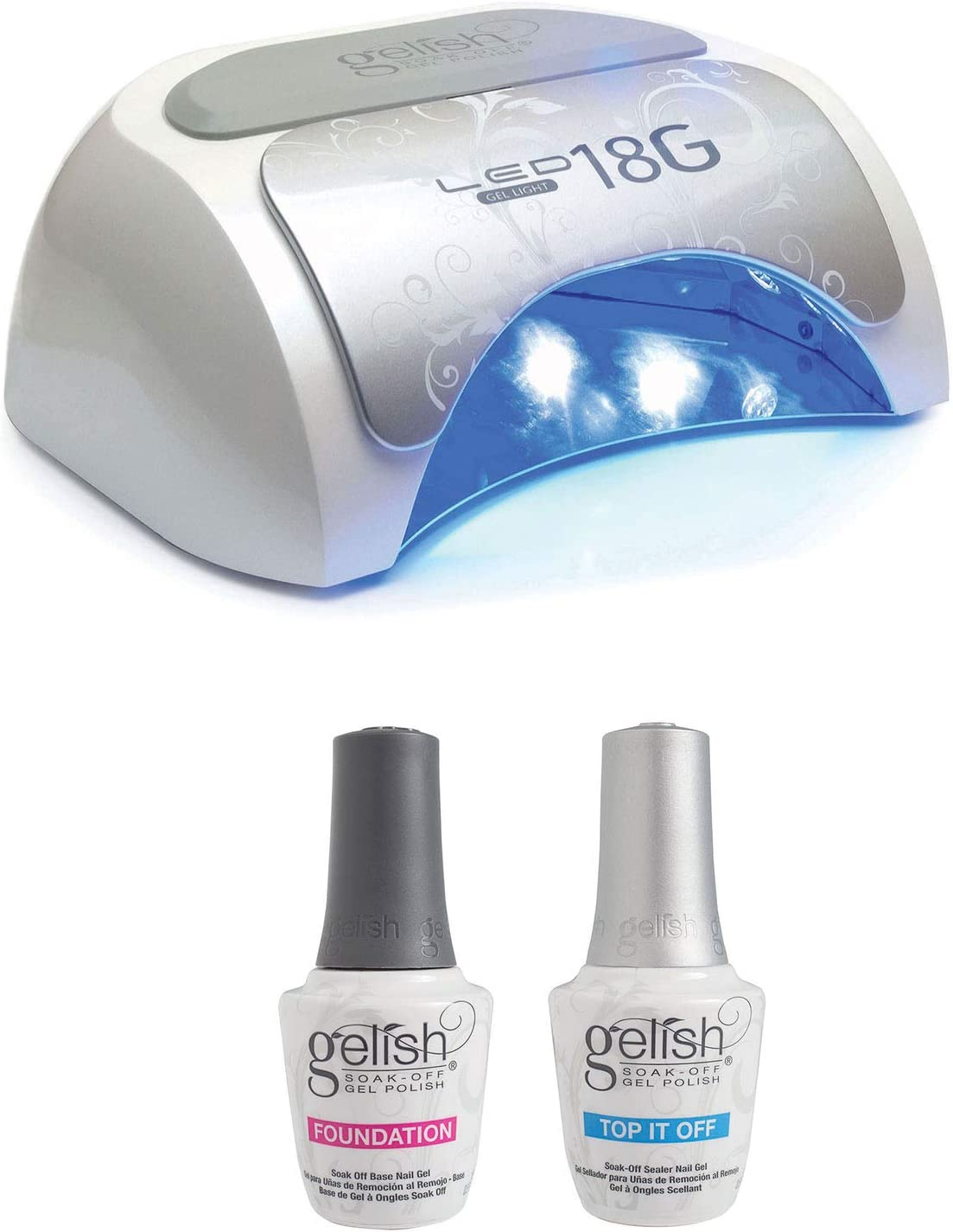 Amazon.com: MRT SUPPLY Harmony - Esmalte de uñas de gel ...
