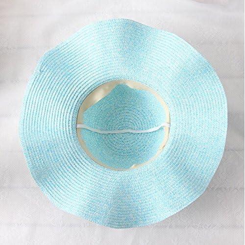 xing xiao Sombrero De Playa Padre-Hijo De Moda Cute Flower Sun Sombreros De  Paja 12ff381b342