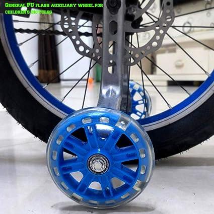 roues de soutien V/élo pour enfants Stabilisateurs de v/élo r/églables Roues dentra/înement de cyclisme Roues de v/élo auxiliaires universelles pour v/élo denfants 12-2 Stabilisateur de roue pour enfants