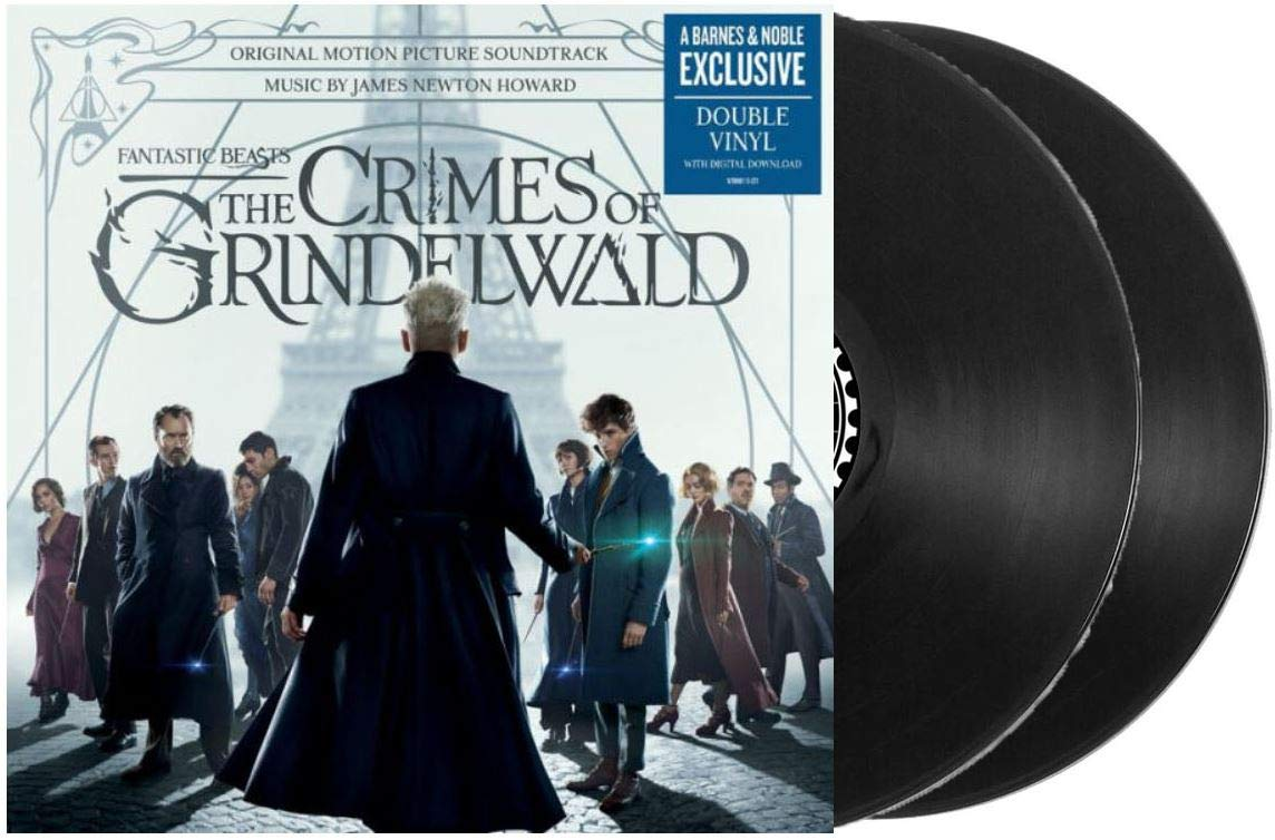 James Newton Howard - Fantastic Beasts: The Crimes of