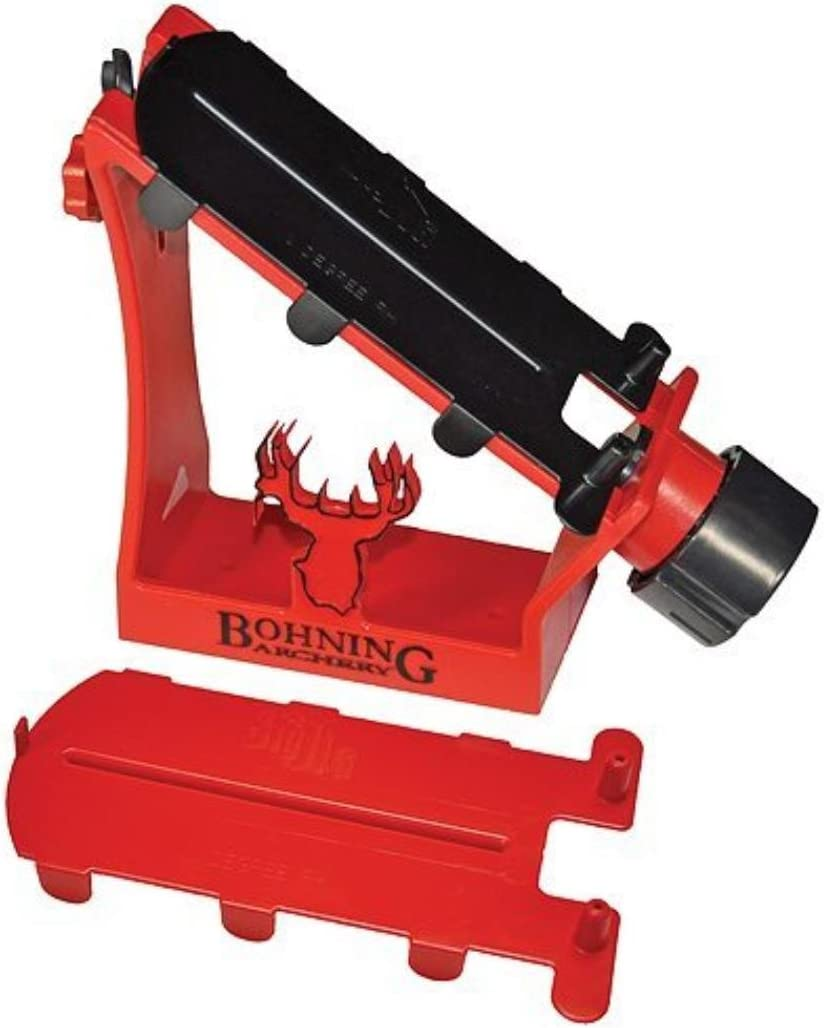 Bohning 1320 Blazer Big Jig, Red
