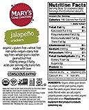 Mary's Gone Crackers, Jalapeño, 5.5 Ounce
