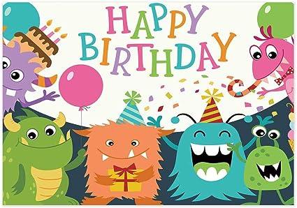 Amazon.com: Econ Vinilo cumpleaños: Camera & Photo