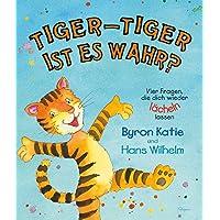 Tiger-Tiger, ist es wahr? Vier Fragen, die dich wieder lächeln lassen
