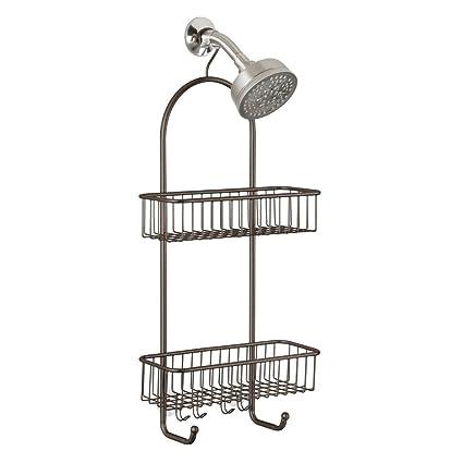 Superieur InterDesign Classico Extra Large Shower Caddy U2013 Bathroom Storage Shelves  For Shampoo, Conditioner And Soap