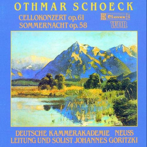 Cellokonzert Op. 61 / Summernight