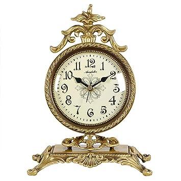 2846091dc8a Hongge Relojes de Chimenea