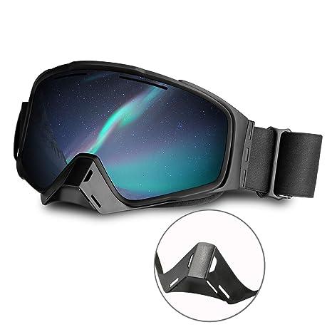 84edb9de835 Amazon.com   Venoro Ski Snowboard Goggles