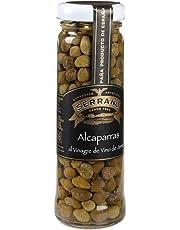 Serrano Alcaparras al Vinagre de Vino de Jerez - 230 gr