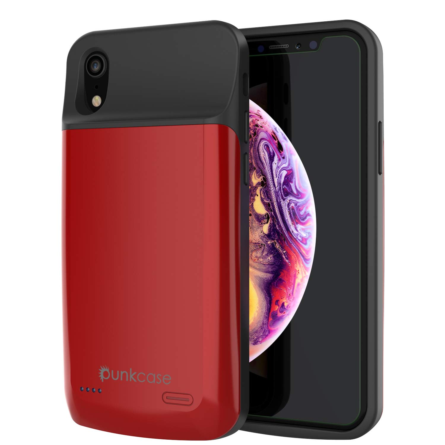 Funda Con Bateria de 6000mah para Apple Iphone Xr PUNKCASE [7L5KZNTF]