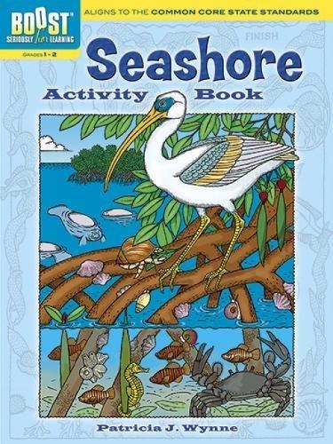 Seashore Activity Book (Dover Children's Activity Books) pdf
