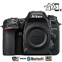 Nikon D7500 20.9MP DX-Format Wi-Fi 4K Digital SLR Camera Body - (Certified Refurbished)
