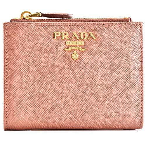 quality design 6ee3d 70a69 Amazon | PRADA(プラダ) 財布 二つ折り 二つ折り財布 ミニ財布 ...