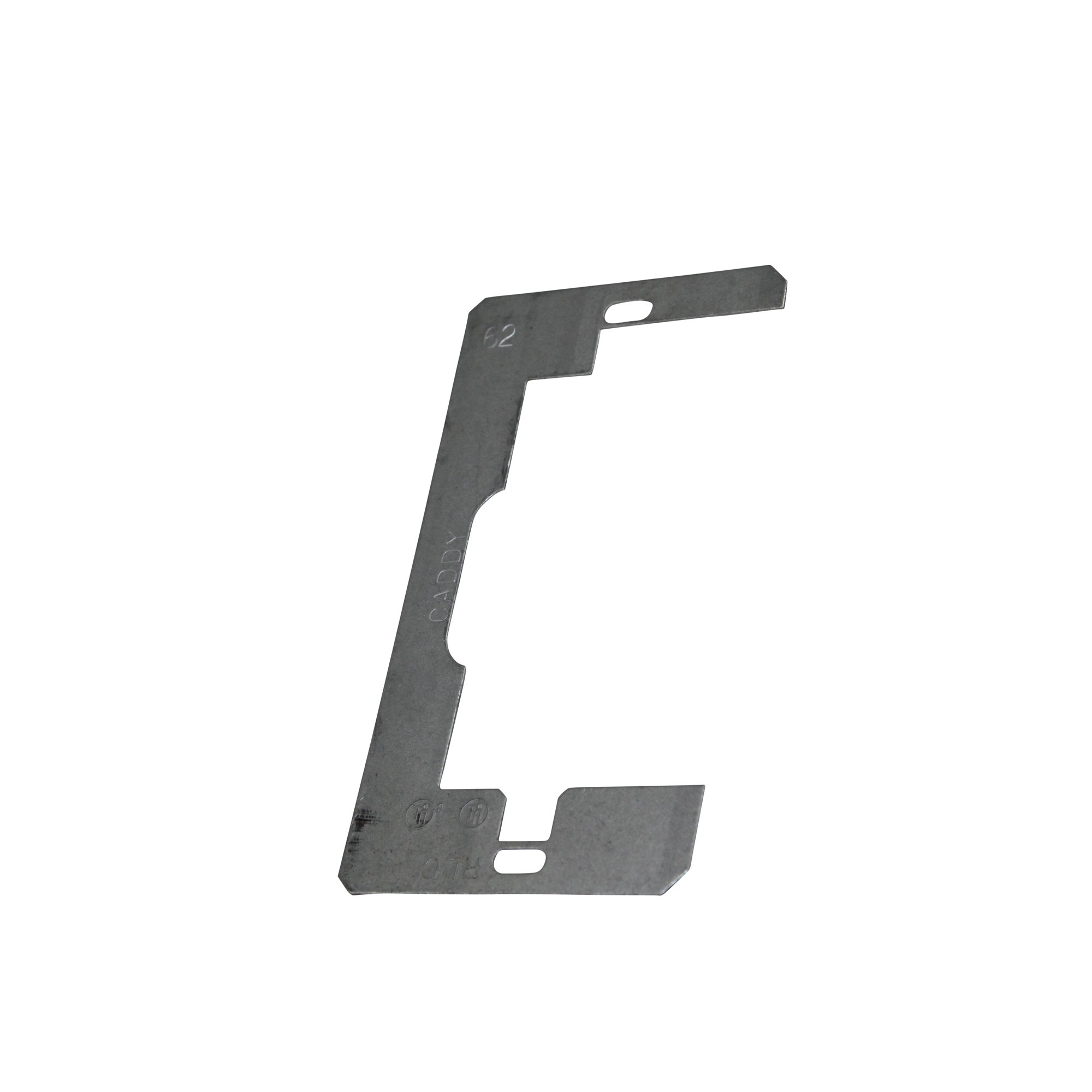 Erico Caddy Rlc Fixit Clip Device Leveler & Retainer Wiring Device Retainer, Silver (Pack Of 100)
