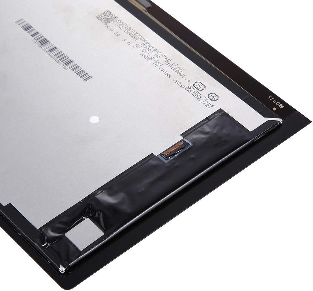 LIUXING Schermo LCD e digitalizzatore Assemblaggio Completo for Lenovo Yoga Tab 3 10 Pollici / YT3-X50F (Nero) Schermo a Cristalli liquidi (Colore : Black) Black