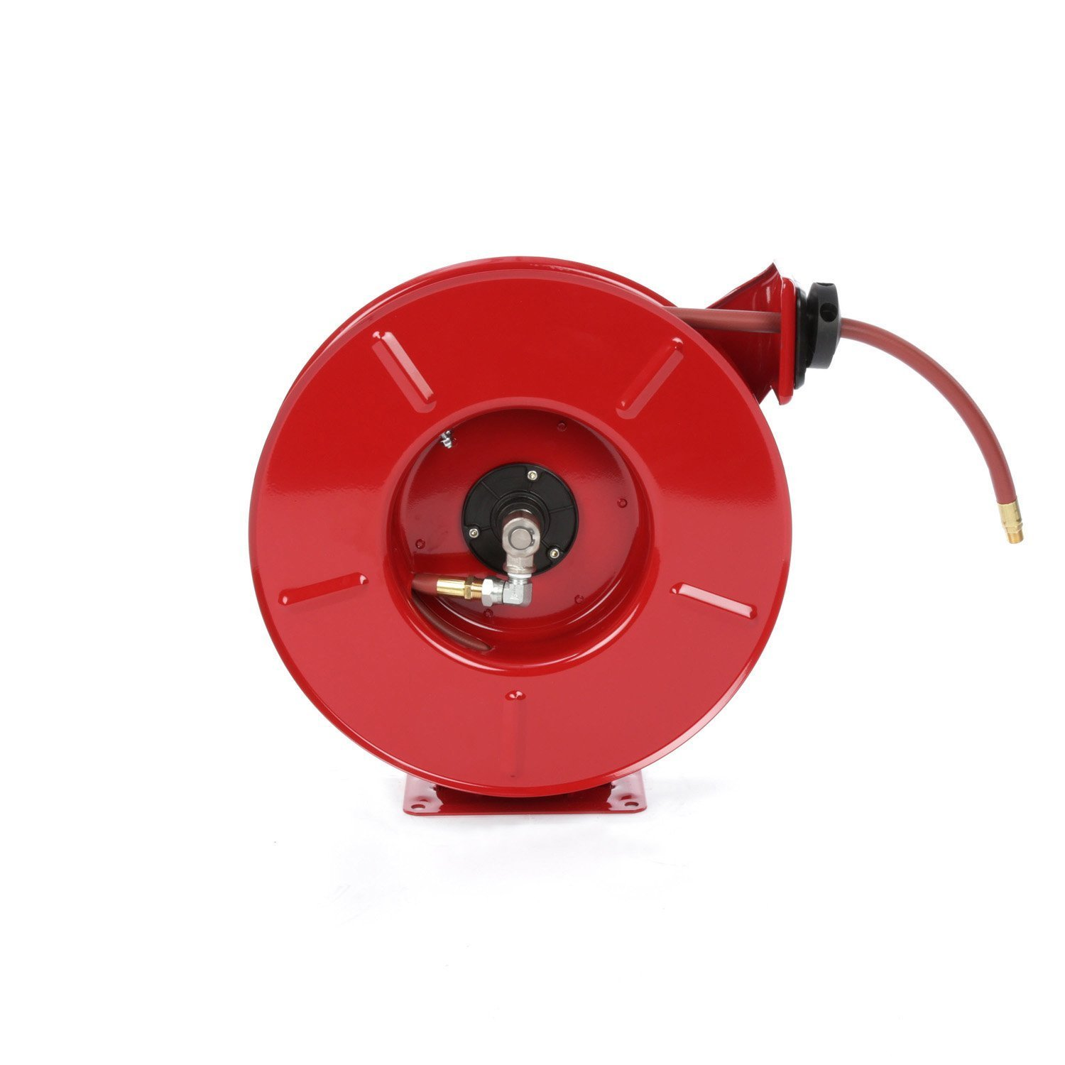 Heavy Duty Spring Rewind Hose Reel, 3/8'' x 70' 300 PSI by Reelcraft (Image #4)