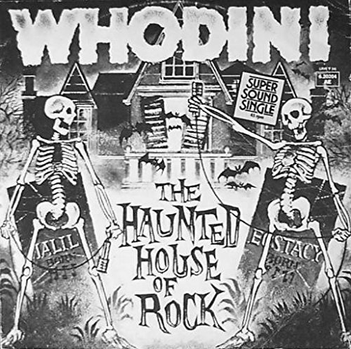 Whodini - The Haunted House Of Rock - Jive - 6.20204, Jive - 6.20204 AE -