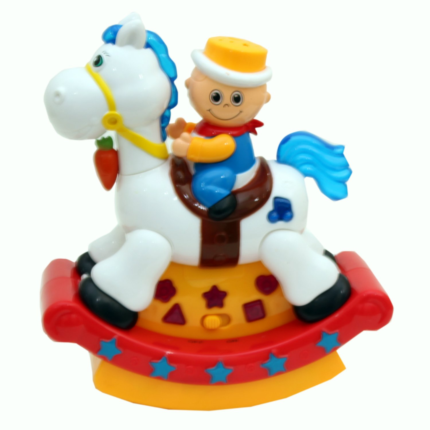 Buy HANDA Musical Swing Hobby Horse Toy with Unique Light