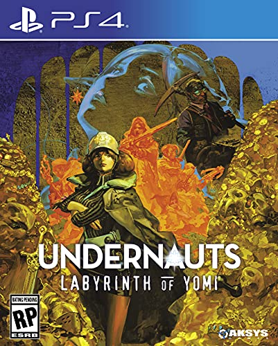 Undernauts: Labyrinth of Yomi – PlayStation 4