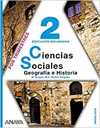 Ciencias Sociales: Geografía e Historia, 2, Educación