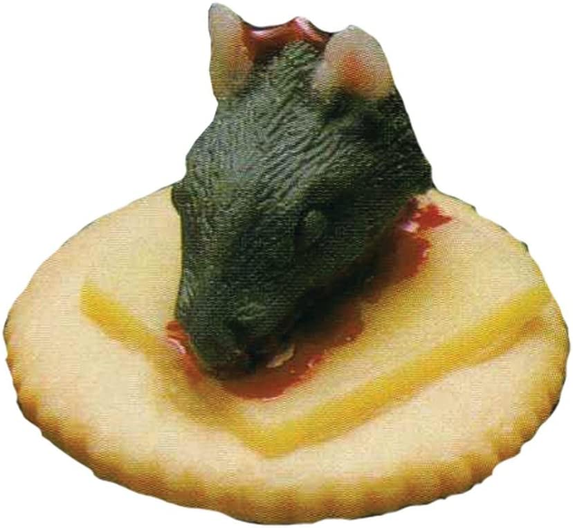 Forum Novelties Fake Rat Finger Food Cracker