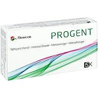 menicon progent SP–Limpiador intensivo, 5ampollas, 1er Pack (1x