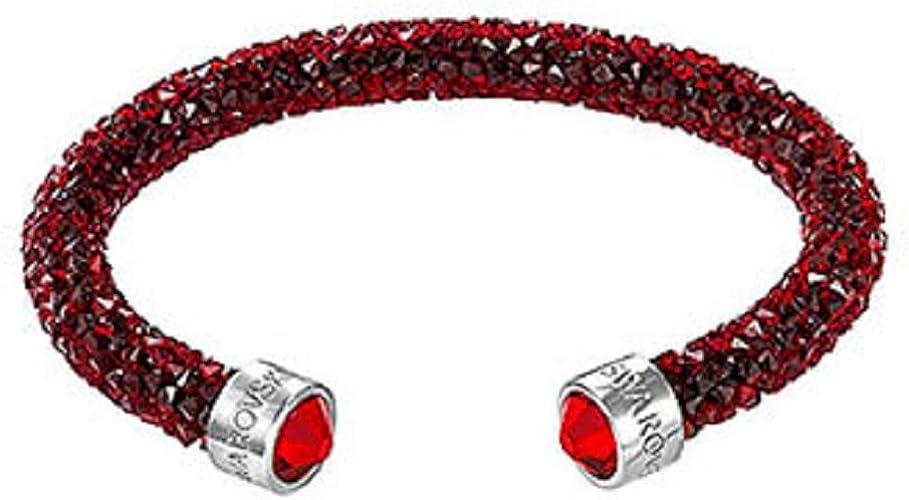 Swarovski 5250692 Crystaldust Manchette Rouge