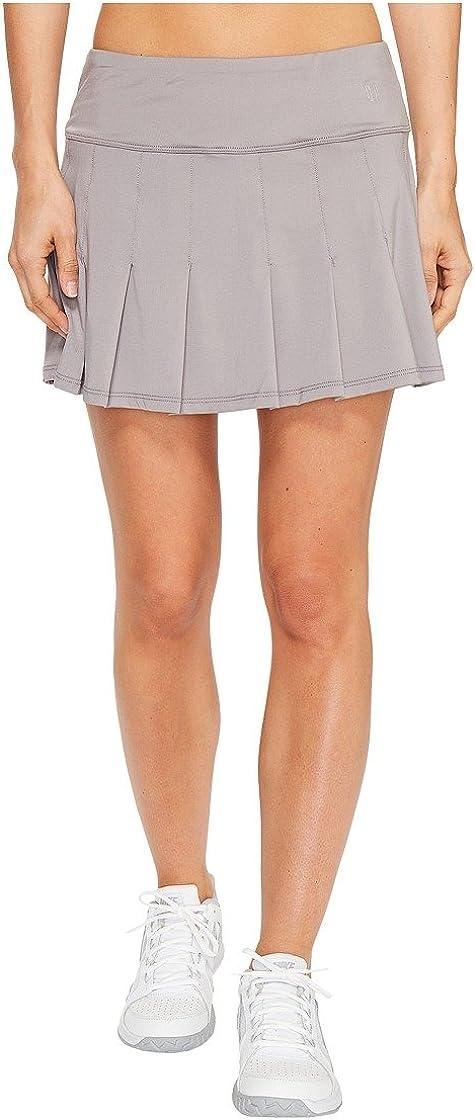 Frost Grey Eleven Flutter Skirt 13 inch