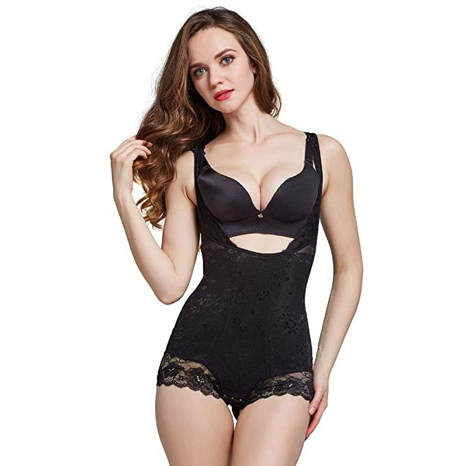 DAMENGXIANG Ropa Interior para Adelgazar Body Mujeres Lencería Hot Shaper Slimming Building Ropa Interior Ladies Shapewear