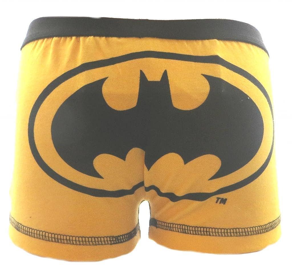 Batman Logo Big Boys Boxer Shorts Age 4-10 Years