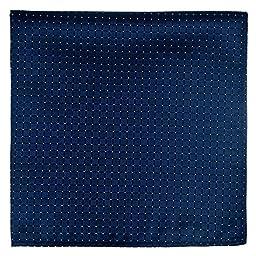 Retreez 5 Piece Assorted Woven Microfiber Premium Pocket Square Gift Box Set - Set 001