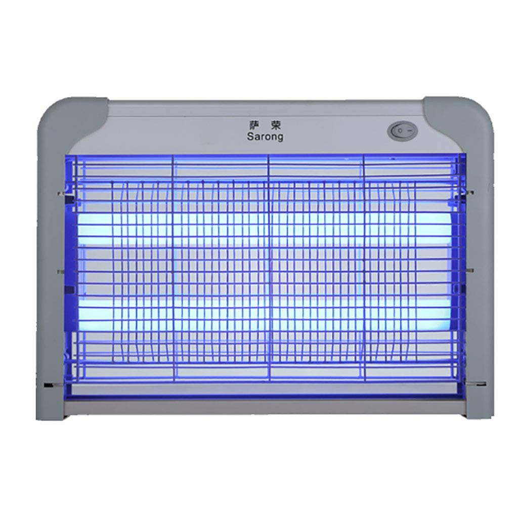 Wall-Mounted Disinfection lamp, high-Power UV germicidal lamp Commercial Eliminate Mites Lights Factory Warehouse Sterilization Instrument Sterilization Rate 99.9% (Color : 30W)
