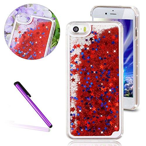 iphone 4s case bumper red - 3